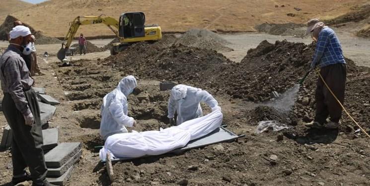 مرگهای مشکوک مانند فوتیهای مبتلا به کرونا خاکسپاری میشوند