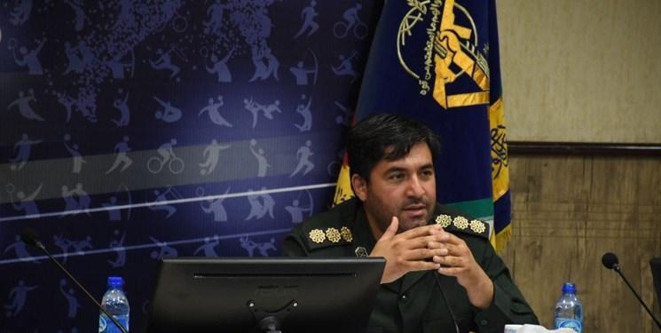 هدف اصلی سپاه و بسیج افزایش نشاط اجتماعی در بین جوانان است/بازگشت مقاومت به ورزش تبریز