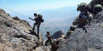 هلیبرن نیروهای ترکیه در شمال عراق و درگیری با پ.ک.ک