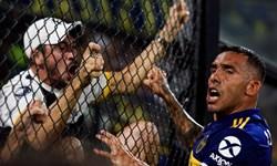 ادای احترام ته وز به مارادونا