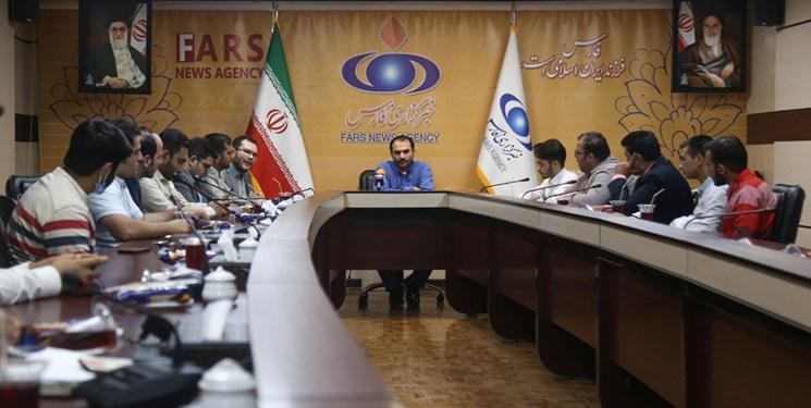 سومین نشست سالانه خبرنگاران استان تهران
