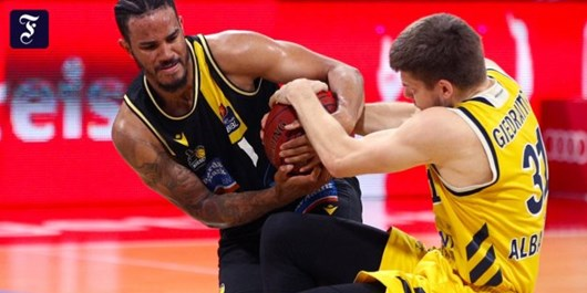 لیگ بسکتبال آلمان| آلبا برلین در آستانه قهرمانی +عکس