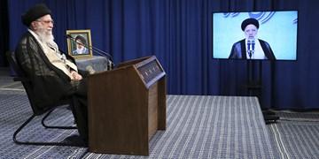 پخش بیانات رهبری در همایش سراسری قوه قضائیه از شبکه افق