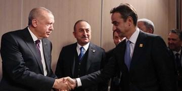 «پس از ماهها تنش» مقامات ارشد ترکیه و یونان رایزنی کردند
