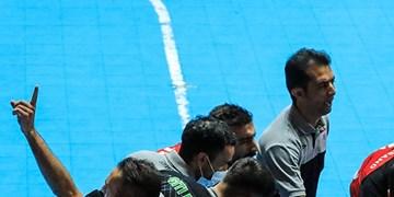 لیگ برتر فوتسال| پیروزی گیتیپسند در شب بازگشت شمسایی به میادین