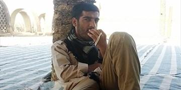 پیکر شهید مدافع حرم «علی جمشیدی» بعد از چهار سال شناسایی شد