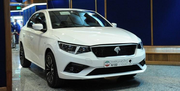 تولید محصول جدید ایران خودرو با داخلی سازی ۹۲ درصدی
