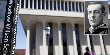 نام رئیسجمهور اسبق آمریکا به دلیل نژادپرستی از دانشگاه پرینستون حذف میشود