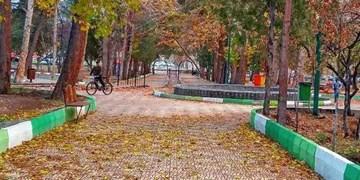 فارس من| پارک آبشار شاهرود درخور مسافران و شهروندان میشود