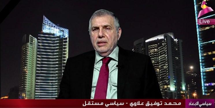 «محمد توفیق علاوی»: عراق به فضل الحشد الشعبی، در امنیت به سر میبرد
