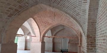 پتک تخریب بر تن لرزان مسجد 500 ساله «باغ خواص» ورامین+تصاویر و فیلم