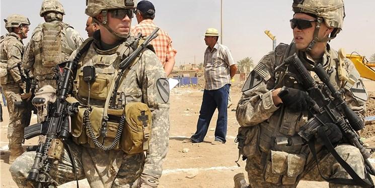 حمله به  یک خودروی سازمان جاسوسی آمریکا در عراق