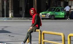 افزایش دما در خرداد خوزستان نسبت به میانگین بلندمدت