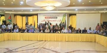 نشست گروههای فلسطینی در غزه | اعلام روز خشم و ارائه طرح مقابله با اشغال