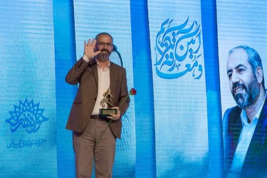 مراسم تکریم و معارفه رئیس حوزه هنری