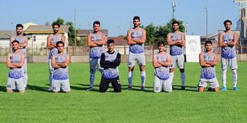 لیگ دسته اول فوتبال| ملوان با پیروزی مقابل صدرنشین به بقا امیدوار ماند