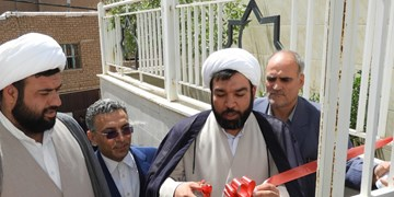 اولین خانه زکات استان مرکزی در ساوه افتتاح شد
