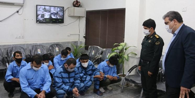 دستگیری سارقان و زورگیران مسلح در دزفول
