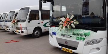 نامه شهردار اهواز  به جهانگیری جهت صدور مجوز نوسازی سامانه اتوبوسرانی