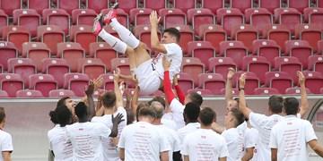 ماریو گومز از دنیای فوتبال خداحافظی کرد