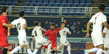باشگاه ذوبآهن اصفهان ویدیوی اشتباهات تاثیرگذار داوری را منتشر کرد