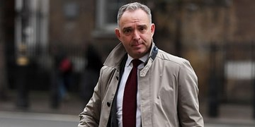 مشاور امنیت ملی انگلیس استعفا کرد