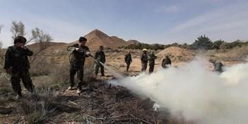 ارسال تجهیزات اطفای حریق به 11 استان زاگرسی