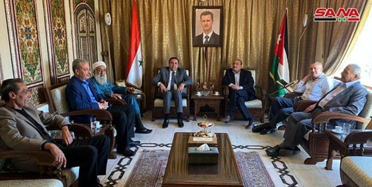 هیأت اردنی: قانون سزار علیه ملت سوریه چهره واقعی و زشت آمریکا را نشان داد