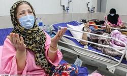 درمان بیش از 5 هزار بیمار کرونایی در بیمارستان بقیة الله(عج)