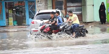 ساماندهی و دفع آبهای سطحی شهر قشم با حفر کانال