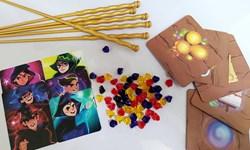 تجربه جادوگری با با یک بازی رنگی/بهترین جادوگر این بازی شوید!