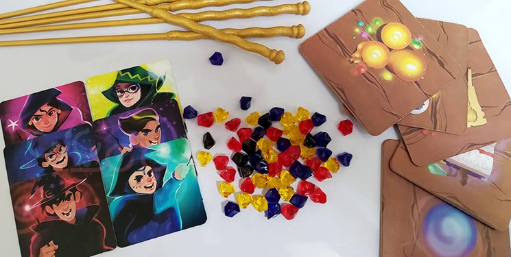 تجربه جادوگری با یک بازی رنگی/ بهترین جادوگر این بازی شوید!