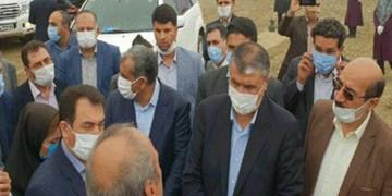 بازدید وزیر راه و شهرسازی از پروژه قزوین -الموت- تنکابن/ فاز اول پروژه سال آینده افتتاح میشود