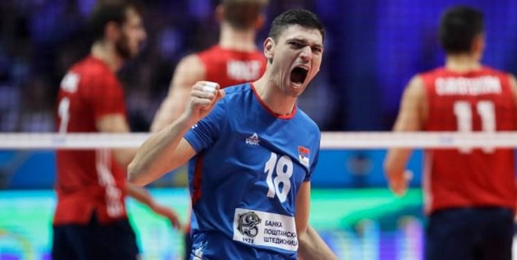 یک ملیپوش دیگر والیبال صربستان کرونا را شکست داد