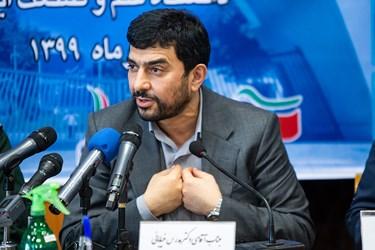 حسین مدرس خیابانی سرپرست وزارت صمت در نشست راهبردی« جهش تولید علم و صنعت در گام دوم انقلاب»