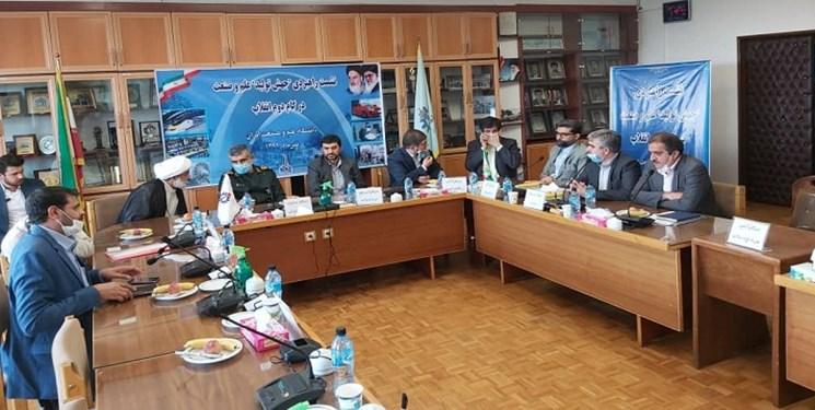 در نقشه راه ایران خودرو توسعه همکاری با دانشگاه ترسیم شده است