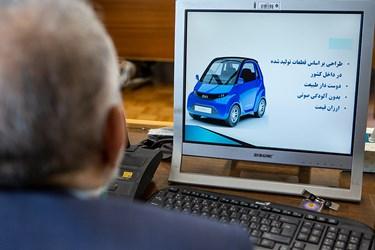 توضیحات مدیر پروژه پلتفرم جدید خودرو ملی درباره ساخت خودروی برقی ایرانی