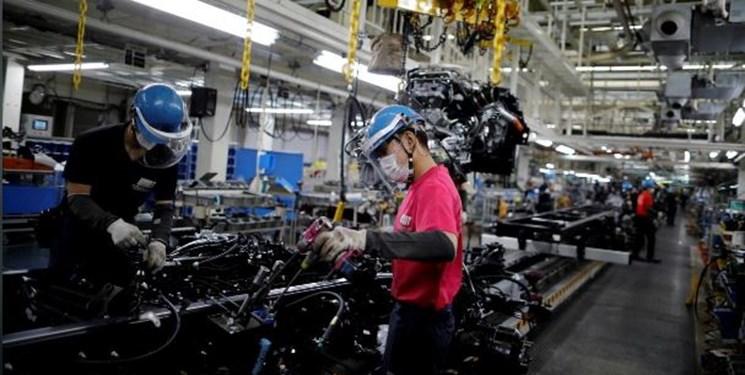 کاهش 38 درصدی فروش جهانی خودروسازان ژاپنی