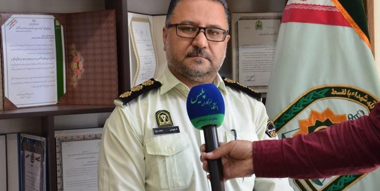 تلاش برای شناسایی عامل انتشار شایعه سقوط بالگرد توسط پلیس فارس
