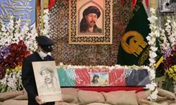 مراسم وداع با پیکر شهید «نسیم افغانی» در مشهد برگزار شد/ تدفین پیکر مجاهد افغانستانی فردا در صحن آزادی حرم مطهر