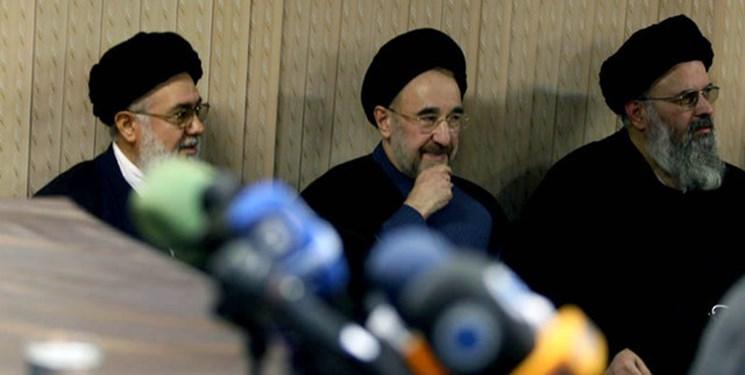 ردپای موسویخوئینیها در اختلاف انتخاباتی جبهه اصلاحات/ چه کسانی از عارف در انتخابات ۱۴۰۰ حمایت میکنند؟