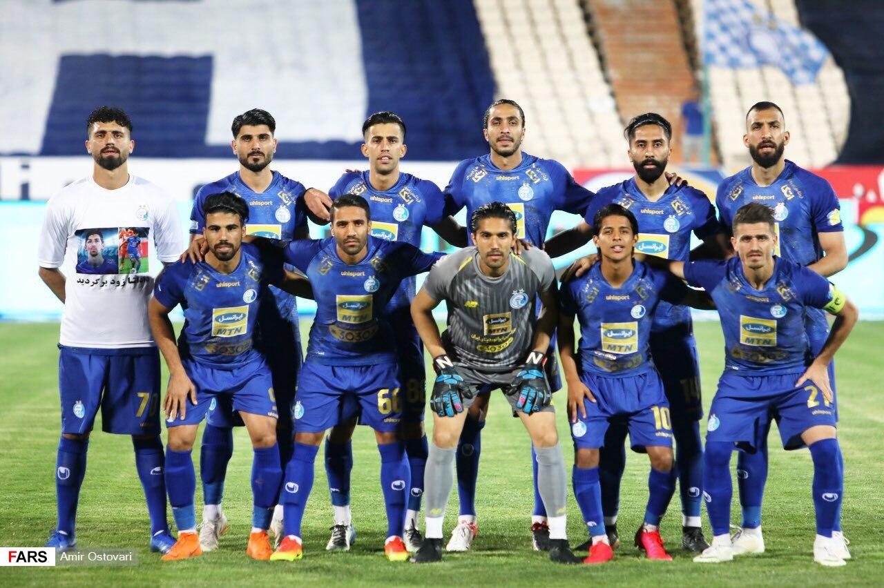 ترینهای هفته بیست و دوم لیگ برتر  استقلال ناکام هفته و فولاد تیم برتر