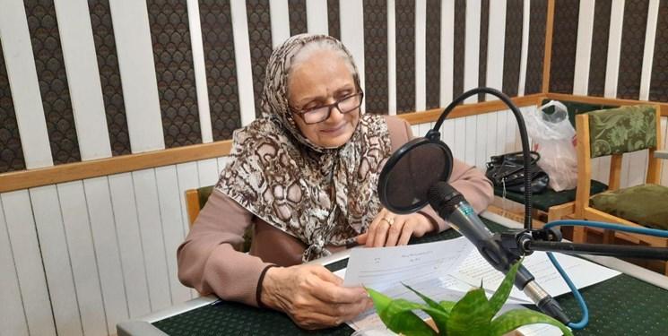 «مریم نشیبا» ۳۱ سال هر شب قصه میگوید! /ماجرای ساخت «لالایی» معروف رادیو+فیلم