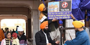 هند برنامه های تلفن همراه چینی را مسدود کرد