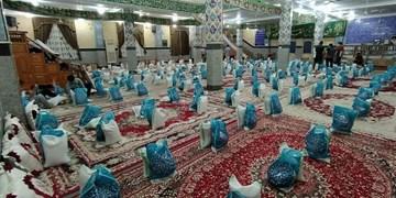 توزیع یکهزار بسته معیشتی در عسلویه بهمناسبت دهه کرامت