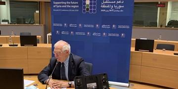 اتحادیه اروپا برای شرکت در بازسازی سوریه شرط گذاشت