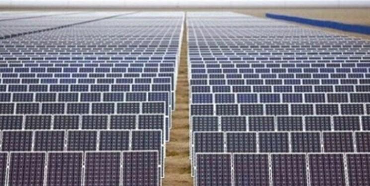 بار مالی سنگین پروژه مزرعه خورشیدی البرز روی زمین مانده
