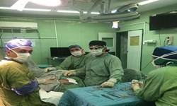 انجام موفقیتآمیز نخستین پیوند عصب ماستر کشور در شیراز