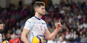 ملیپوش والیبال لهستان به ورشو پیوست