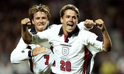 فیلم/سالروز سوپرگل مایکل اوون به آرژانتین در جام جهانی 1998